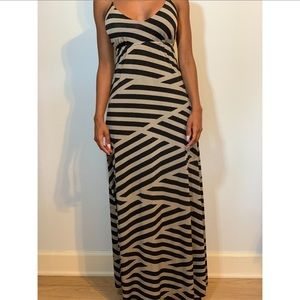 POETRY Patterned Maxi Dress